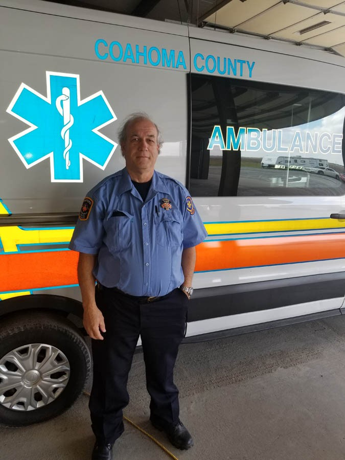 PAT BANKSTON, MISSISSIPPI-BASED PAFFORD EMS STAR OF LIFE, TO RECEIVE NATIONAL RECOGNITION - Image #1