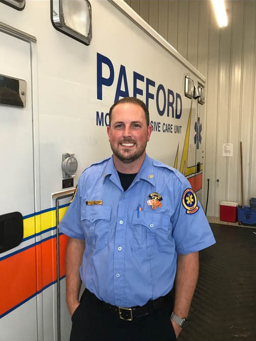 NICK GOFF, OKLAHOMA-BASED PAFFORD EMS STAR OF LIFE, TO RECEIVE NATIONAL RECOGNITION - Image #1