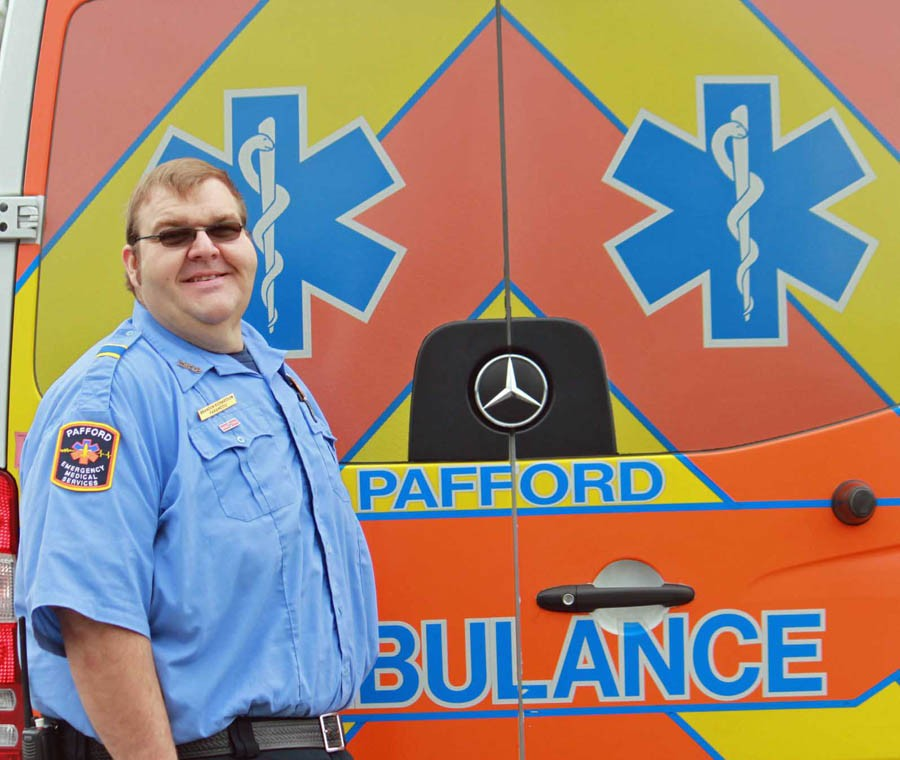 DAVID RICHARDSON, ARKANSAS-BASED PAFFORD EMS STARS OF LIFE, TO RECEIVE NATIONAL RECOGNITION - Image #1